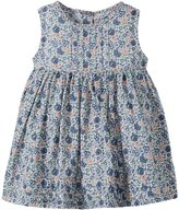 Wheat Pinafore Millie (Baby) - Blue - 6 Months