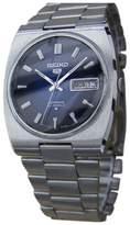Seiko 5 Actus Stainless Steel Vintage 36mm Mens Watch