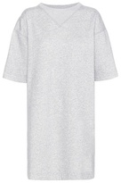 Etoile Isabel Marant Isabel Marant, Étoile Bryony Cotton-blend Sweatshirt Dress