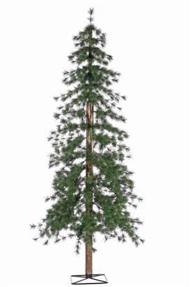 Sterling Tree Company 7.5Ft Pre-Lit Natural Cut Mesa Pine Tree W/ Warm White Led Lights