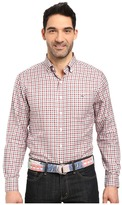 Vineyard Vines Meadowbrook Gingham Slim Tucker Shirt