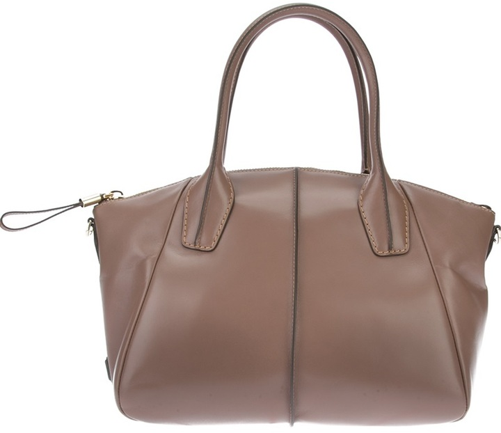 Tod's 'D-styling' tote