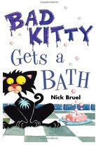 Roaring Brook Press Bad Kitty Gets a Bath