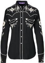 Ralph Lauren Sydney Embroidered Twill Shirt