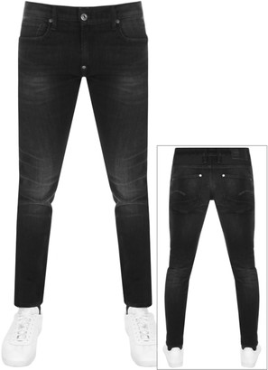 G Star Raw Revend Skinny Jeans Black
