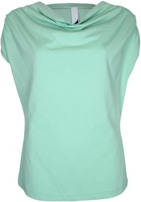 Format TJEK Mint Single Shirt - L - Green/Teal