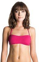 Roxy Women's Sunset Paradise Bandeau Bikini Top