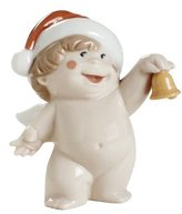 Nao Sale Porcelain By Lladro CHEEKY SANTA