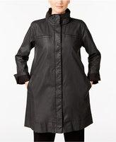 Eileen Fisher Stretch Cotton A-Line Jacket