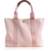 Marc Jacobs Pale Pink Canvas EW Tote