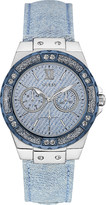 GUESS w0775l1 limelight watch