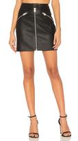 Bardot Biker Skirt