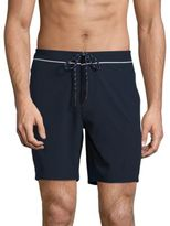 Surfside Supply Co. Core 4-Way Stretch Drawstring Board Shorts