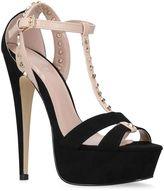 Carvela Krystal Platform Sandals