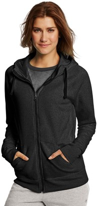 Champion Women's Fleece Full-Zip Hoodie