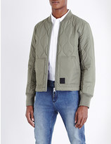 Cheap Monday Trouble quilted bomber jacket