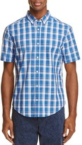BOSS GREEN C-Baldasarino Plaid Regular Fit Button-Down Shirt