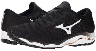 Mizuno Wave Inspire 16 WAVEKNITtm (Skydiver/Silver) Men's Running Shoes