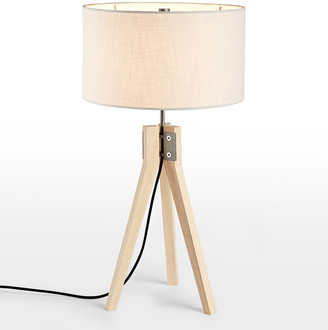 Rejuvenation FOLK Tripod Table Lamp
