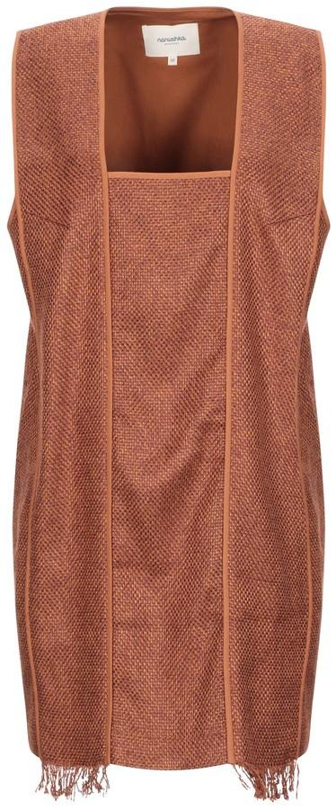 Nanushka Short dresses