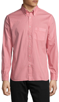 Brooks Brothers Dyed Batiste Oxford Sportshirt