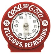 Tablecraft Coca-Cola Kitchen Timer