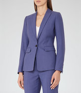 Reiss New Collection Verso Jacket Single-Breasted Blazer