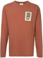 Kent & Curwen Three Lions sweatshirt