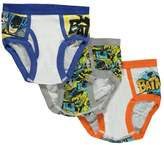 "Batman Little Boys' ""Comic Blast"" 3-Pack Briefs"