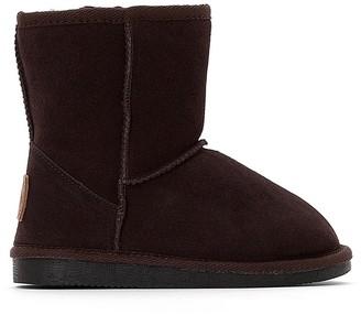 Les Tropéziennes Snow Fur-Lined Boots
