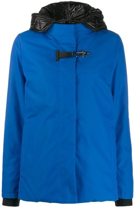 Fay High-Neck Waterproof Jacket