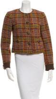 Etro Wool & Mohair-Blend Jacket