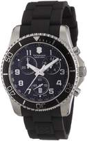 Victorinox Men's 241431 Maverick Chronograph Dial Watch