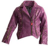 Disney Descendants Faux Leather Moto Jacket for Girls