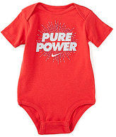 Nike Baby Boys Newborn-12 Months Pure Power Bodysuit