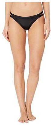 Body Glove Smoothies Connor Bikini Bottoms (Black) Women's Swimwear