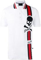 Philipp Plein Upstairs polo shirt - men - Cotton - S