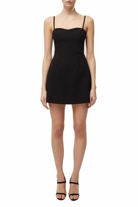 French Connenction Summer Whisper Tie Back Dress