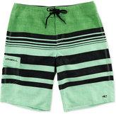 "O'Neill Men's Calypso Stripe 21"" Boardshorts"