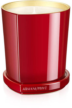 Giorgio Armani Prive Candle Rouge Malachite