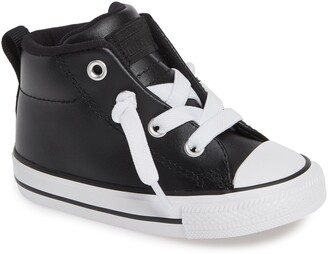 Converse Chuck Taylor(R) All Star(R) Street Mid Top Sneaker