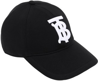 Burberry Embroidered Tb Baseball Hat