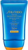 Shiseido Women's Ultimate Sun Protection Cream SPF 50+ WetForce