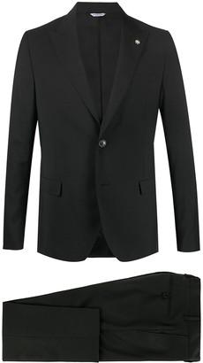Manuel Ritz Tailored Two Piece Suit