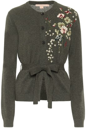 Brock Collection Ramo wool and cashmere cardigan
