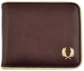 Fred Perry Classic Billford Wallet Red