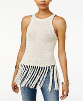 BB Dakota Yoko Fringe Tank Top