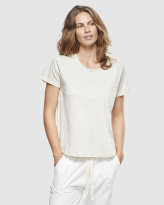 Cloth & Co. Organic Cotton Crew Neck T-Shirt