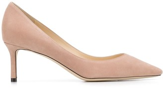 Jimmy Choo Pointed Toe 60mm Pumps