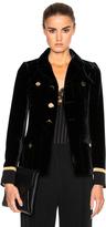 Givenchy Velvet Jacket